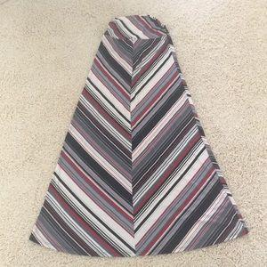 NEW! SMALL Yahada USA Women's Maxi Skirt